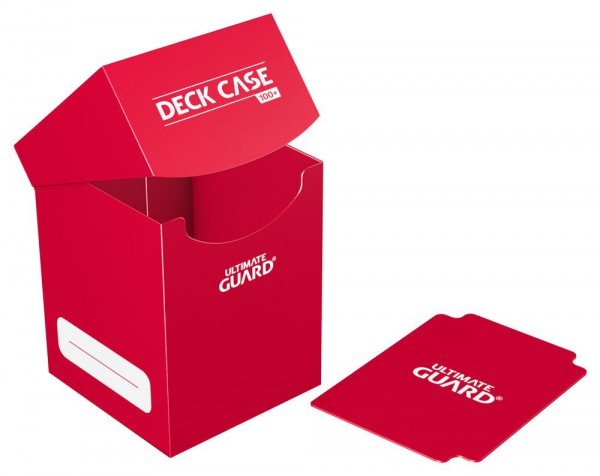 Ultimate Guard - Deck Case 100+ / Rot