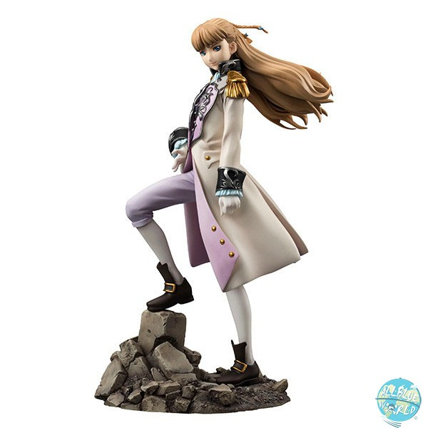 Gundam Wing - Relena Peacecraft Statue: Alpha x Omega