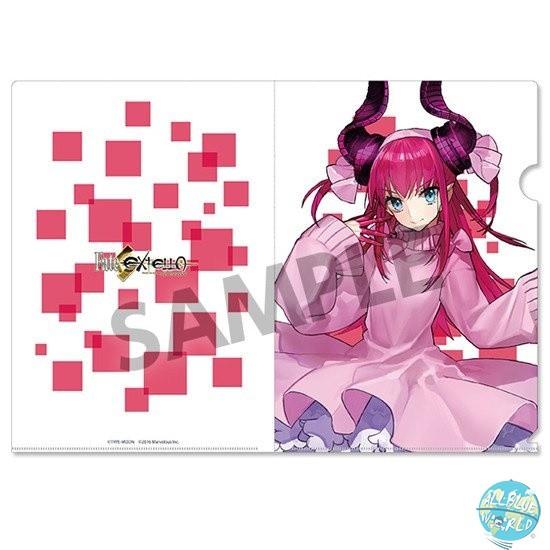 Fate/Extella - Mappe A4 Transparent - Elizabeth Bathory: Hobby Stock
