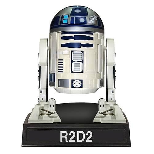 Star Wars - R2-D2 Figur - Wacky Wobbler: Funko