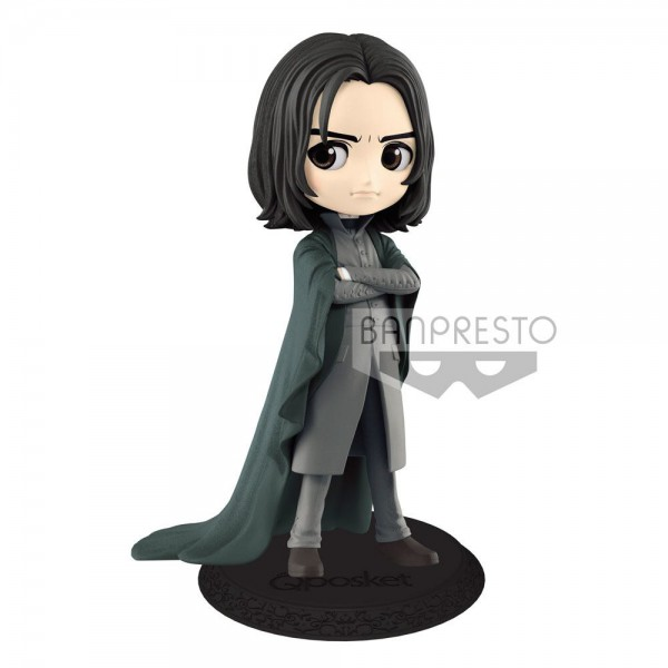 Harry Potter - Severus Snape Figur / Q Posket - B Light Color Version Banpresto