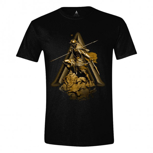 "Assassin's Creed Odyssey - T-Shirt / Character - Unisex ""S"": PCM"