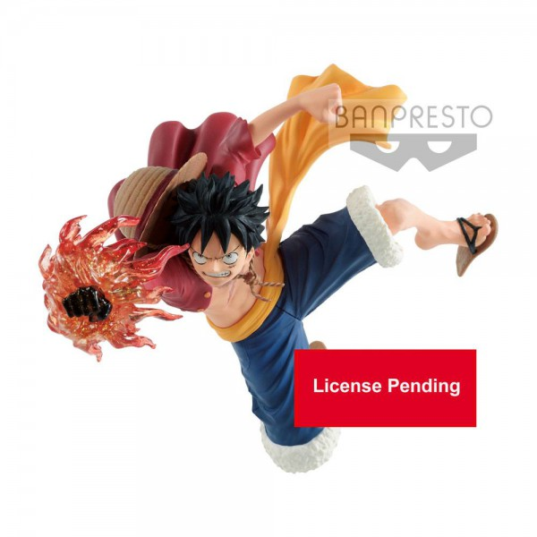 One Piece - Monkey D. Ruffy Figur / G x materia: Banpresto