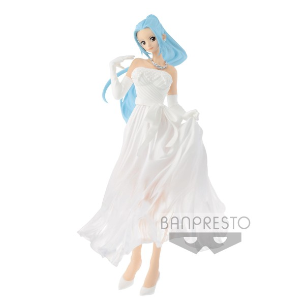 One Piece - Nefeltari Vivi Figur / Lady Edge Wedding - Normal Color Version: Banpresto