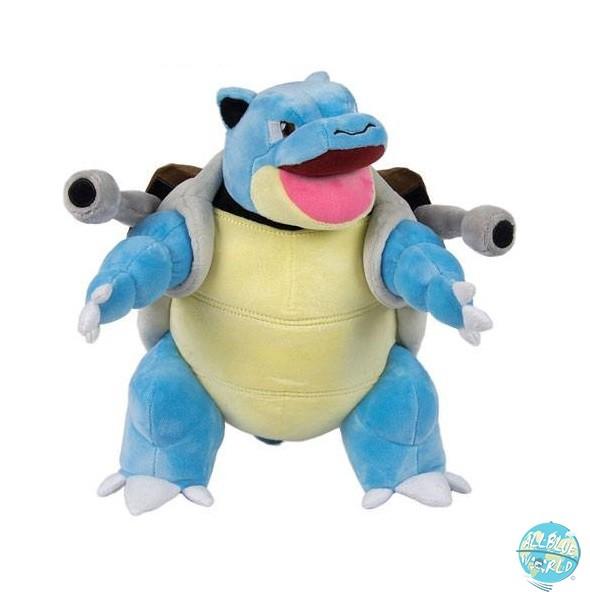 Pokemon - Turtok Plüschfigur: Tomy
