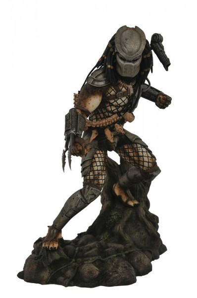 Predator - Jungle Predator Statue / Predator Movie Gallery: Diamond Select