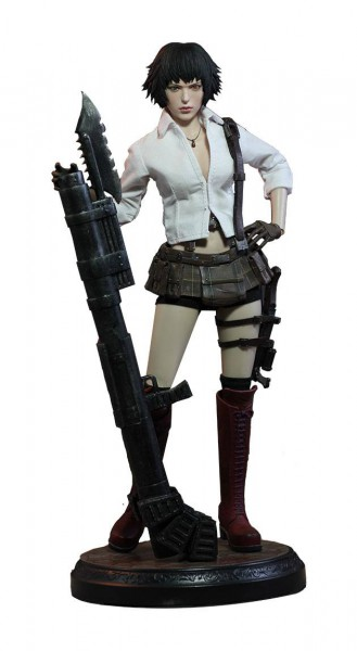 Devil May Cry 3 - Lady Actionfigur: Asmus Collectible Toys
