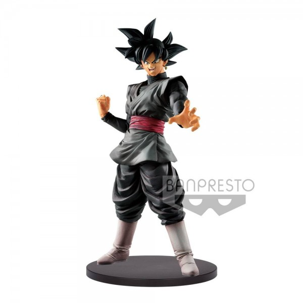 Dragon Ball Legends - Goku Black Figur / Collab: Banpresto