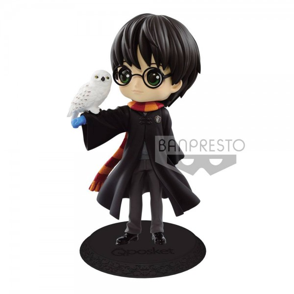 Harry Potter - Harry Potter Figur / Q Posket - II A Normal Color Version Banpresto