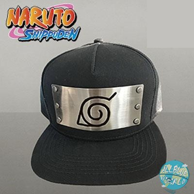 Naruto - Konoha Cap - Snap Back: PCM