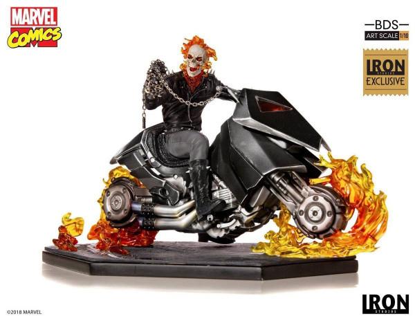 Marvel - Ghost Rider Statue / CCXP 2019 Exclusive: Iron Studios