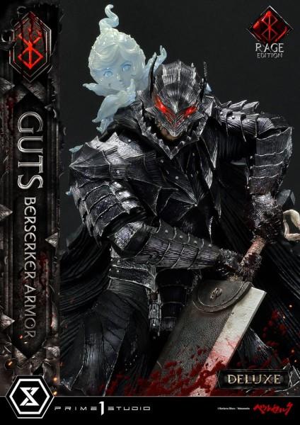 Berserk - Guts Statue - Berserker Armor Version / Rage Edition - Deluxe Version: Prime 1 Studio