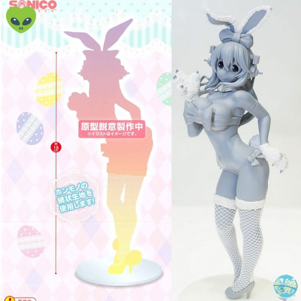 Super Sonico - Super Sonico Figur - Bunny Version: Furyu
