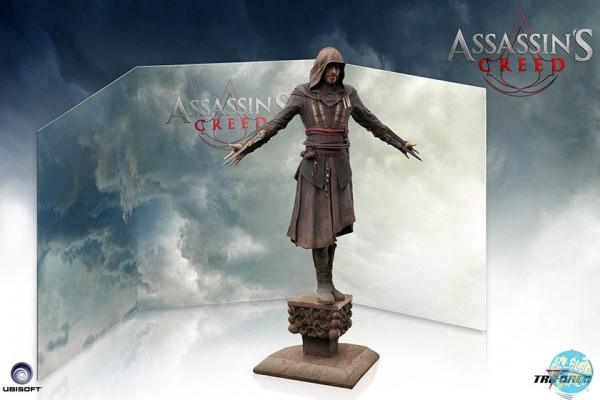 Assassin's Creed - Aguilar Satue: Triforce