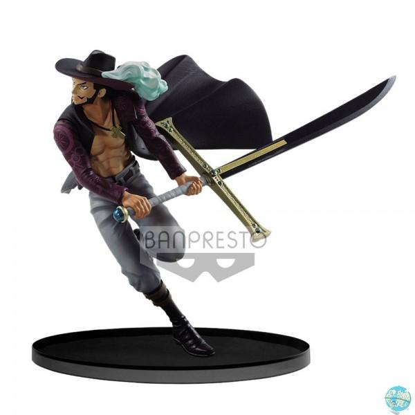 One Piece - Dracule Mihawk Figur - BWFC Vol. 3 by Stephan Anderson: Banpresto