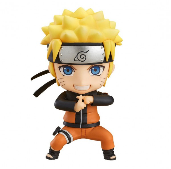 Naruto Shippuden - Naruto Uzumaki Nendoroid: Good Smile Company