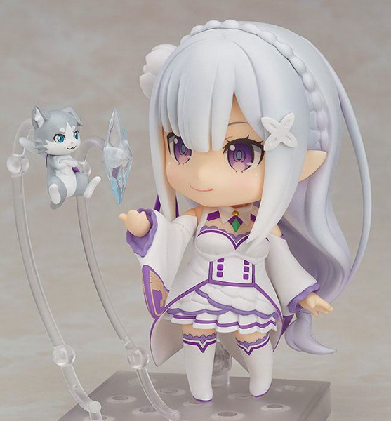 Re:Zero Starting Life in Another World - Emilia Nendoroid: Good Smile Company
