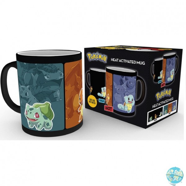 Pokemon - Tasse - Evolve / Thermoeffekt: GYE