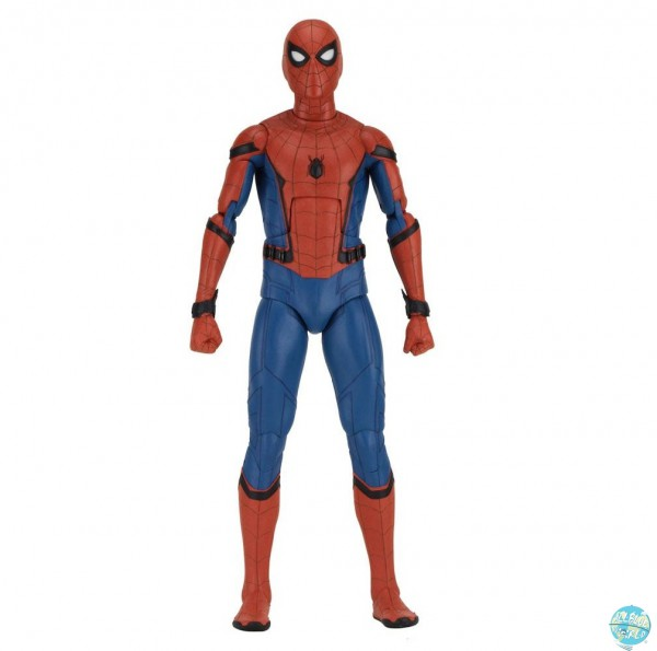 Spider-Man Homecoming - Spider-Man Actionfigur: NECA