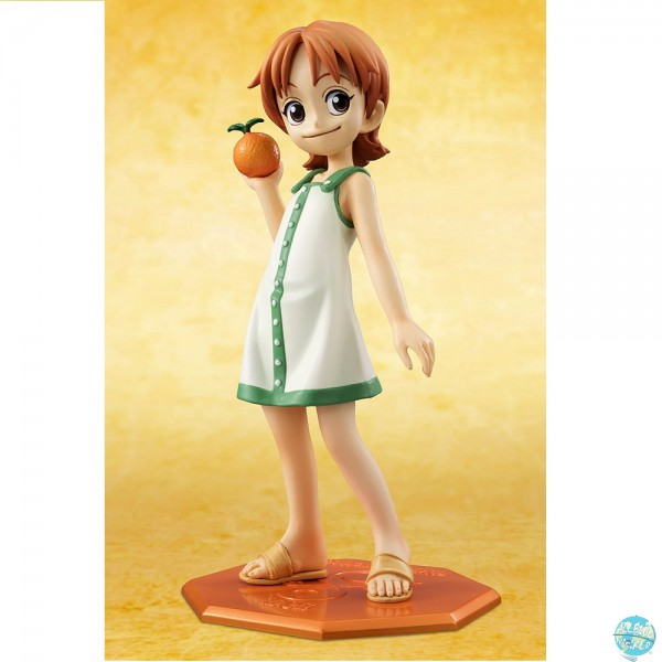 One Piece - Nami Mild CB-R2 - Excellent Model P.O.P: MegaHouse