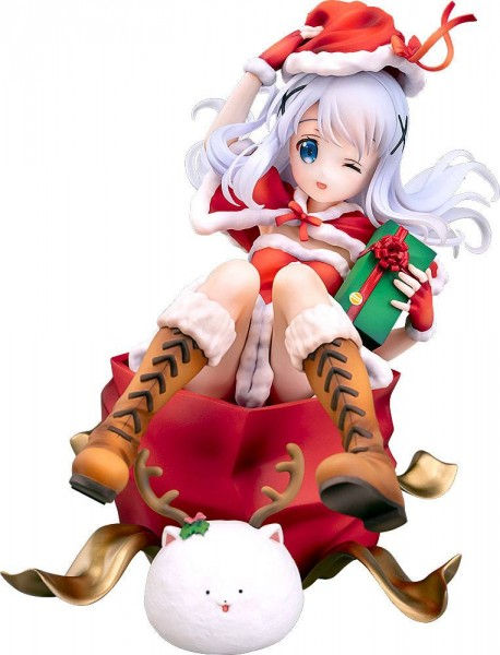 Is the Order a Rabbit - Chino Statue / Santa Version: Phat!