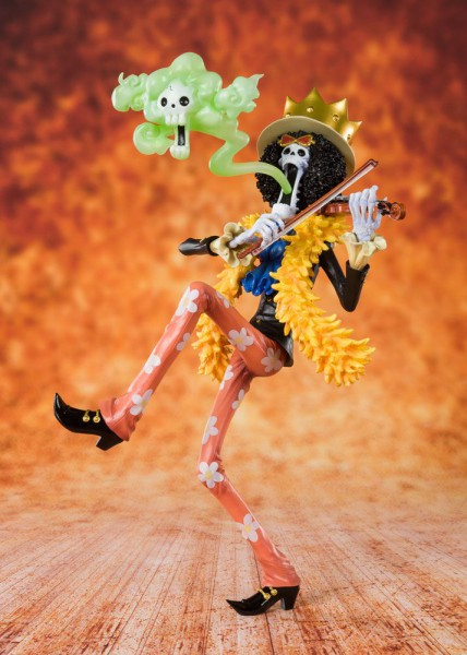 One Piece - Brook Figur / FiguartsZERO: Tamashii Nations