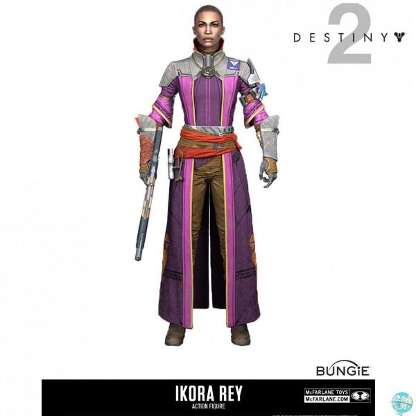 Destiny 2 - Ikora Rey Actionfigur: McFarlane Toys