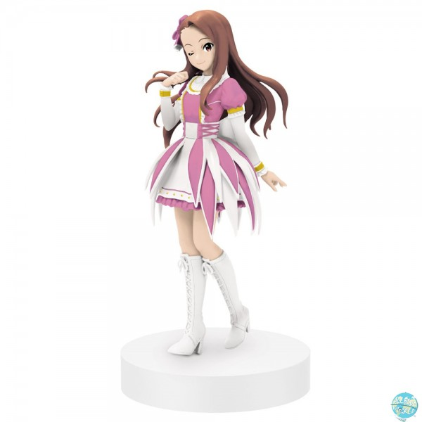 Idolmaster Masters Of Idol World - Iori Minase Figur - Stage Dress: Banpresto