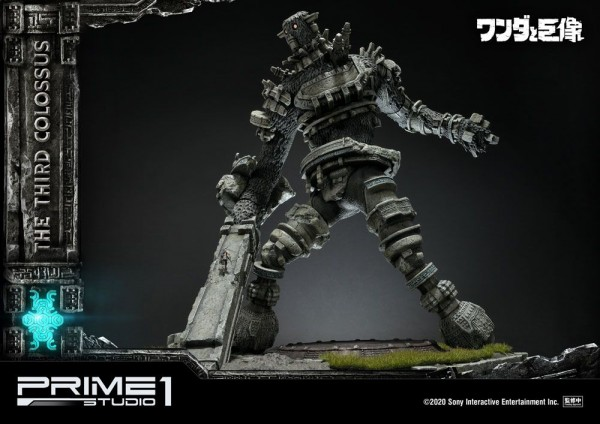 Shadow of the Colossus - The Third Colossus Statue: Prime 1 Studio