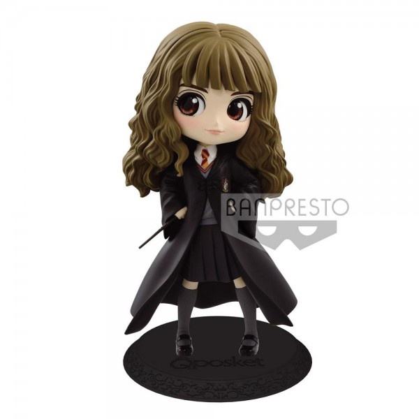 Harry Potter - Hermine Granger Figur / Q Posket - II A Normal Color Version Banpresto