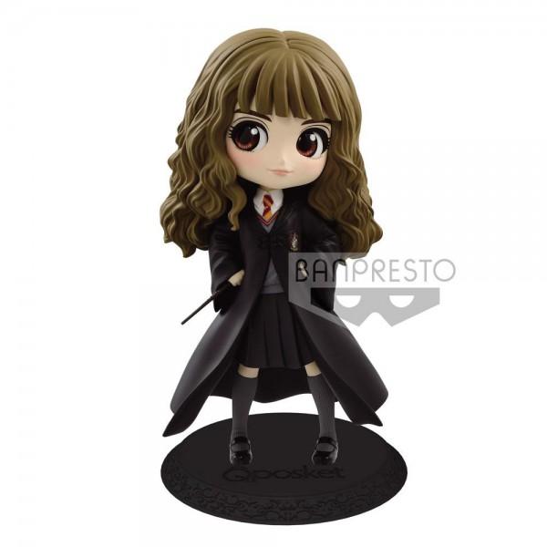 Harry Potter - Hermine Granger Figur / Q Posket - II A Normal Color Version Banpresto