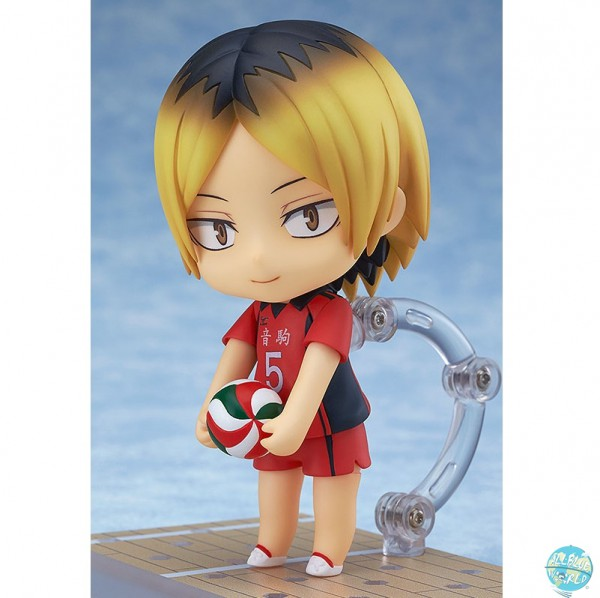 Haikyu!! Second Season - Kenma Kozume Nendoroid: Orange Rouge