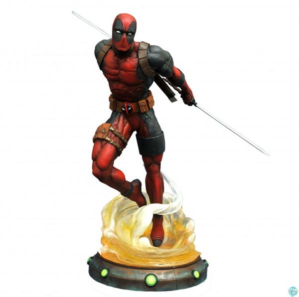 Marvel - Deadpool Statue - Marvel Now / ARTFX+: Kotobukiya