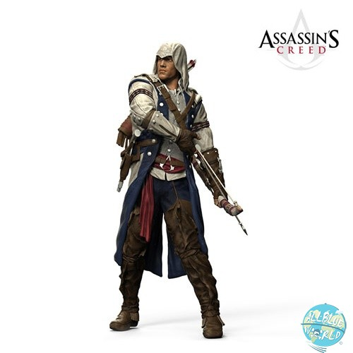 Assassin's Creed III - Connor Actionfigur: McFarlane Toys