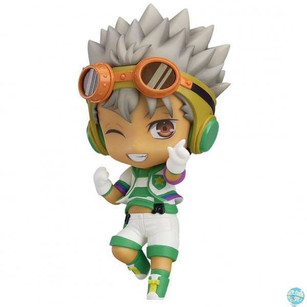 King of Prism - Kaduki Nishina Actionfigur - Co-de Nendoroid: Orange Rouge