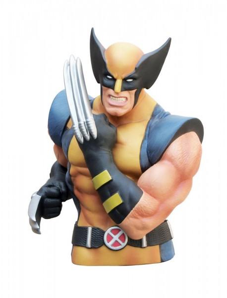 Marvel Comics - Spardose Wolverine: Monogram