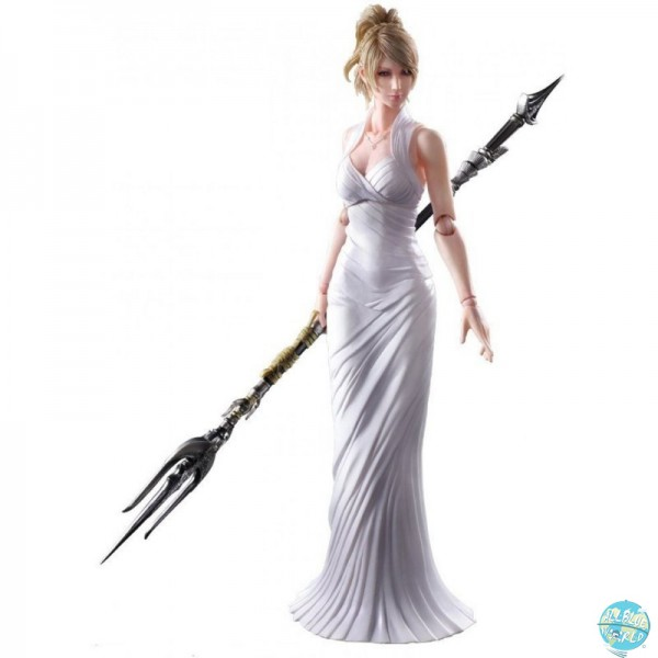 Final Fantasy XV - Lunafreya Nox Fleuret Actionfigur - Play Arts Kai: Square Enix