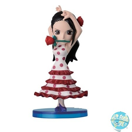 One Piece - Violet Minifigur - WCF ChiBi / Dressros Version: Banpresto