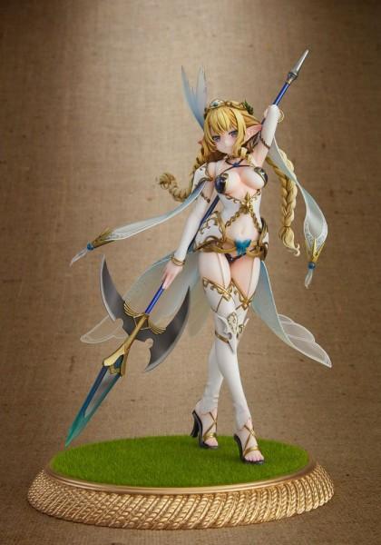 Original Character - 3rd Villager Lincia Statue / Elf Village Series - LTD: Vertex