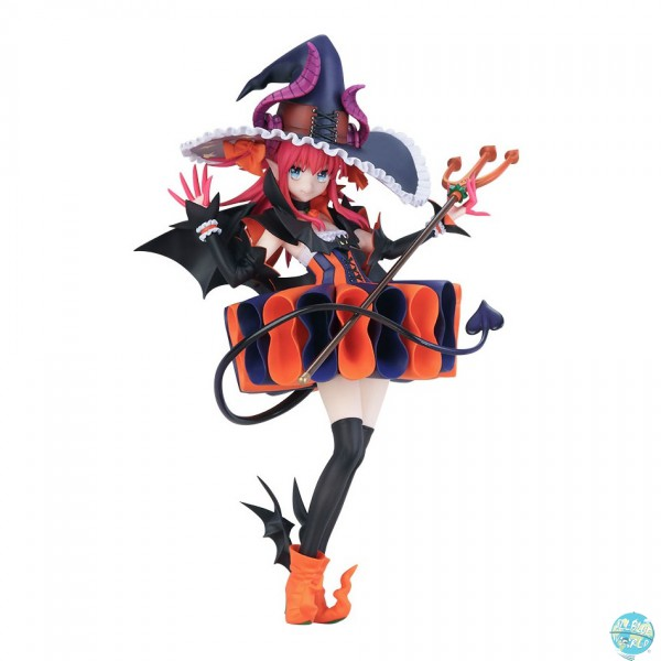 Fate/Grand Order - Caster Statue - Halloween Version: Flare