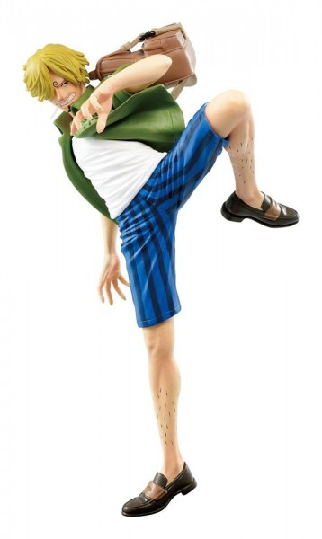 One Piece: Stampede - Sanji Figur / Ichibansho: Bandai Ichibansho
