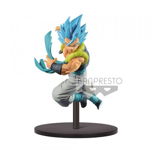 Dragon Ball Super - SSGSS Gogeta Figur: Banpresto