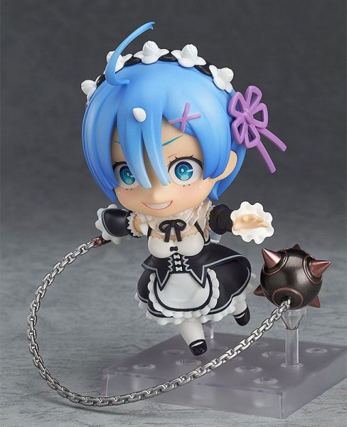 Re:Zero Starting Life in Another World - Rem Nendoroid [NEUAUFLAGE]: Good Smile Company