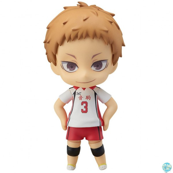 Haikyu!! - Morisuke Yaku Nendoroid: Orange Rouge