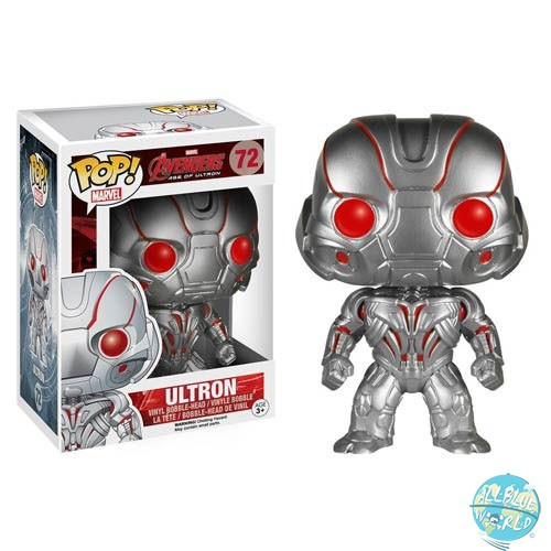 Avengers Age of Ultron - Ultron Figur - POP!: Funko