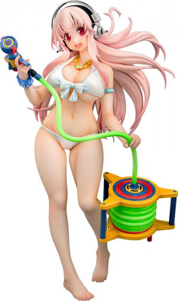 Senran Kagura - Super Sonico Statue / Sonico X Senran Kagura PBS: Phat!