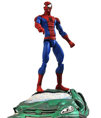 Marvel Select - Spider-Man Actionfigur: Diamond Select