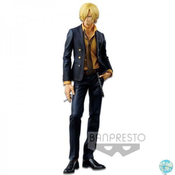 One Piece - Sanji Figur - Master Stars Piece: Banpresto