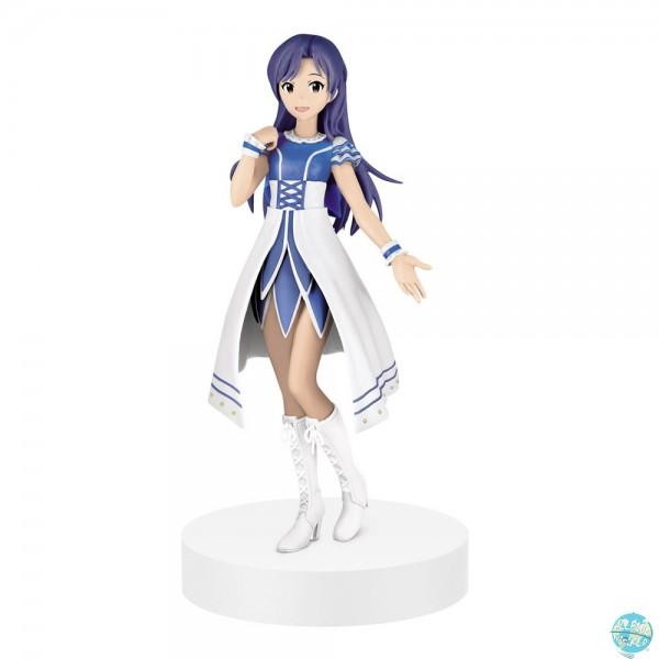 Idolmaster Masters of Idol World - Chihaya Kisaragi Figur - SQ: Banpresto