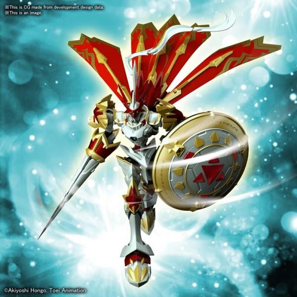 Digimon - Dukemon Model-Kit / Figure-rise Standard Amplified: Bandai Spirits